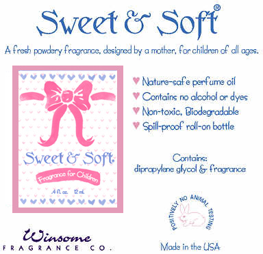 Sweet & Soft Fragrance by Winsome