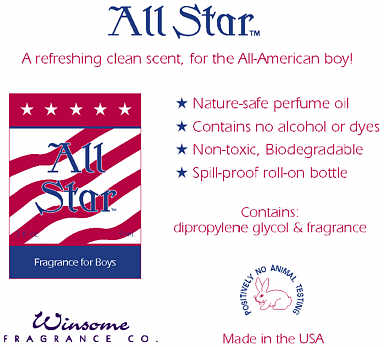 All Star for Boys by Winsome
